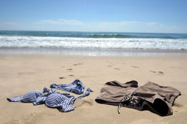 Clothes dump