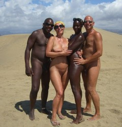 African Nudists