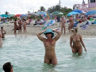 Good Nudist Beach