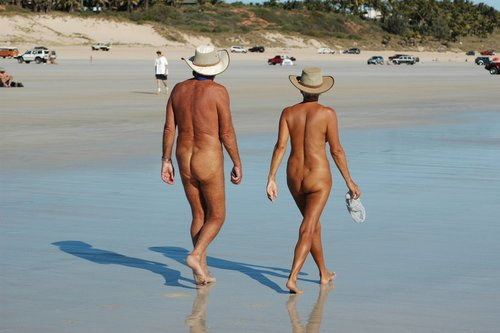 First time nudists opinion