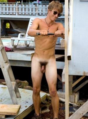 Image result for naked carpenter